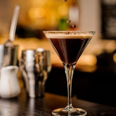 Koffie Cocktail