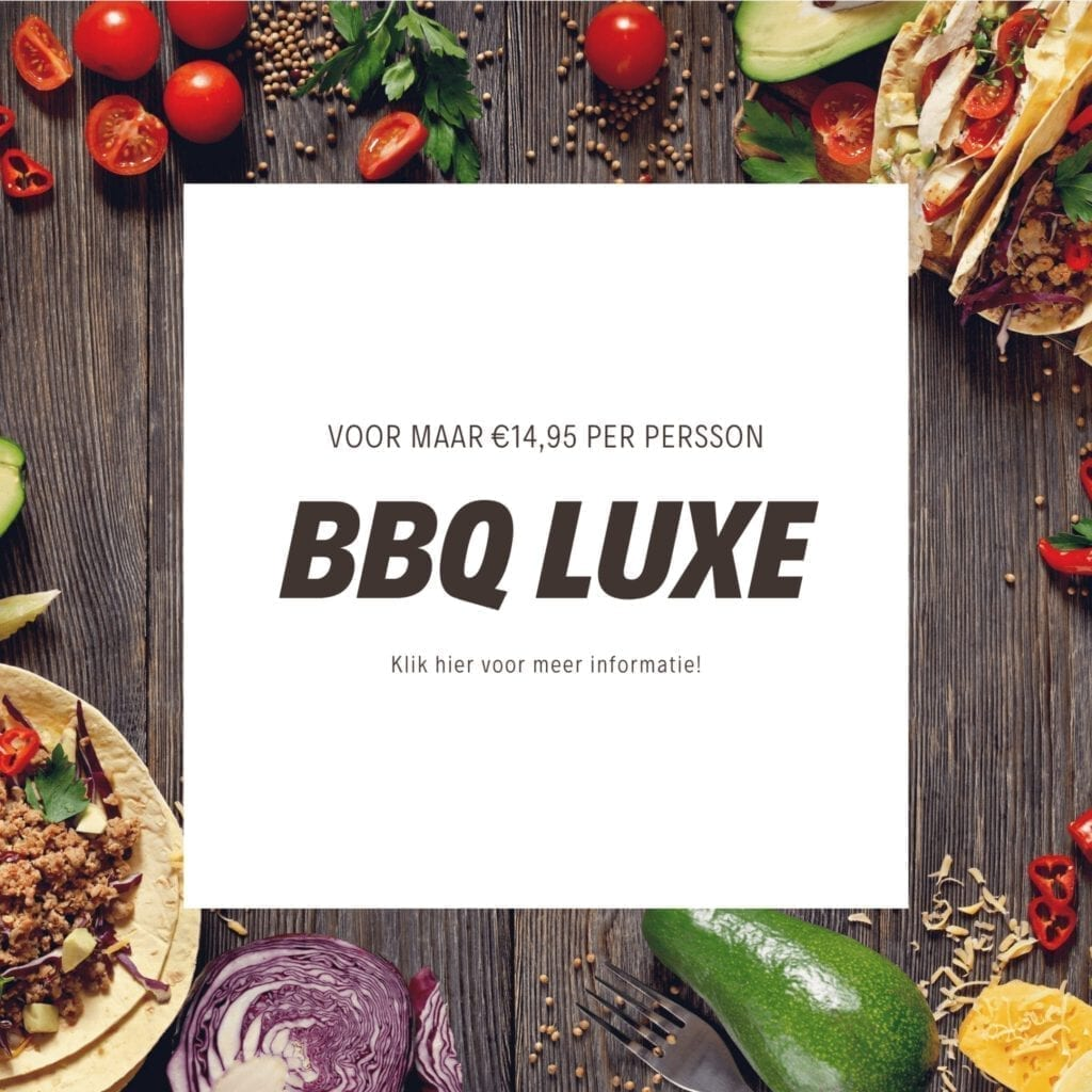 BBQ catering deluxe