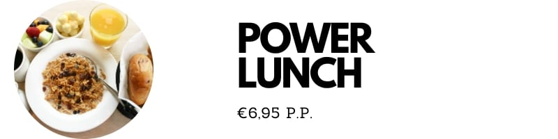 Klik hier om de Power lunch te bestellen